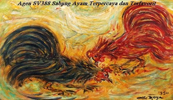 Agen SV388 Sabung Ayam Terpercaya dan Terfavorit